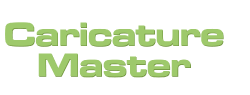 CaricatureMaster Website Logo